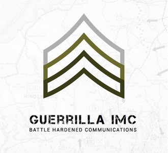 Guerrilla IMC celebrates its 10th birthday with a new corporate identity