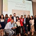 MediaCom SA adds four New Generation Awards to its trophy showcase
