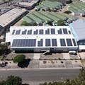 K-Way factory cuts carbon emissions with solar power installation