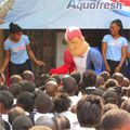 Aquafresh and University of Witwatersrand close off Oral Health Care Month with a bang