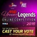 espYoungLegends 2018 - Top 20 finalists announced and public voting begins