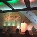 Patricia de Lille at the 10th annual Green Building Convention