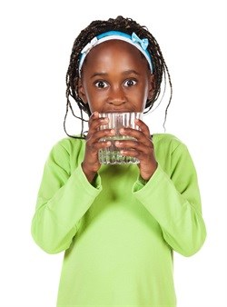 National Nutrition Week: Rethink your drink - choose water!