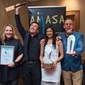 Halo Advertising - winners of the Roger Garlick Grand Prix Award.