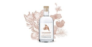 Sugarbird Gin - infused with the spirit of entrepreneurship