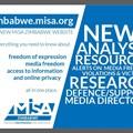 Promoting free speech in Zimbabwe