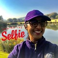 """Govender explains: """"This was taken at Pecanwood Golf Estate, after a friendly game of golf with my family. I love spending time outdoors and appreciating family and nature."""""""