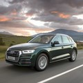 Audi Q5 is the new pace-setter
