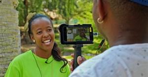 Mobile media training.