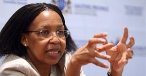 Former Gauteng health MEC, Qedani Mahlangu. Picture: The Sowetan