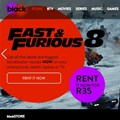 Introducing Cell C's entertainment offering: Black