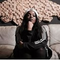 Shekhinah at the Red Bull Studios, Cape Town on 5fm Live - The Forbes and Fix Show - image credit: .