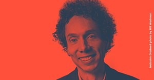 Malcolm Gladwell, New Yorker columnist and best-selling author - image credit: .
