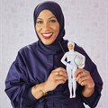 Olympian Ibtihaj Muhammad inspires first hijab-wearing Barbie doll