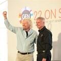 Richard Branson helps open #GEW2017, first GEN startup campus in Africa