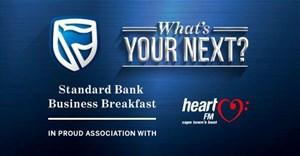 Heart FM to host Standard Bank Business Breakfast
