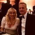 Bianca Joynt and Miles Murphy from Liquorice at the National Business Awards.