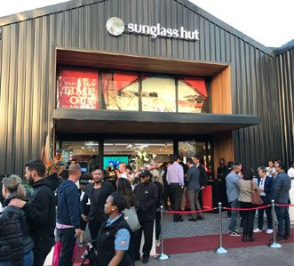 Moving Tactics installs digital signage solution for Sunglass Hut flagship V&A Waterfront store