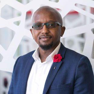 Meet newly appointed HDI CEO, Bongani Chinkanda