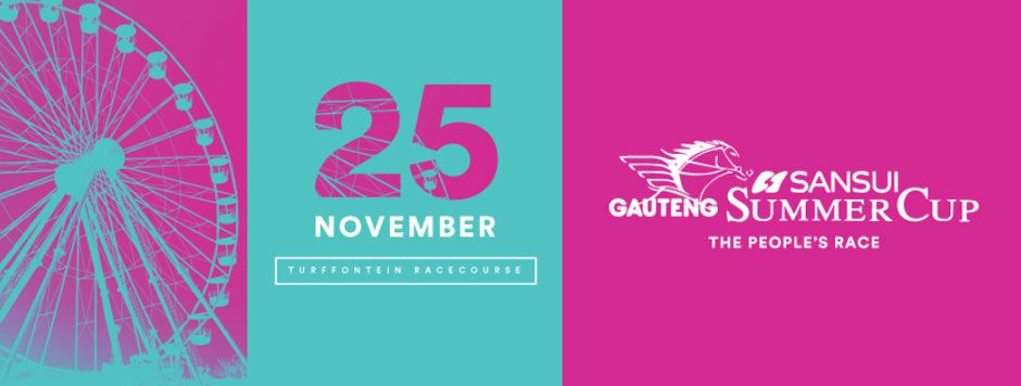Barrier draw for the 2017 Gauteng Sansui Summer Cup