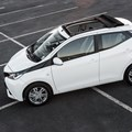 Sexy Aygo goes topless