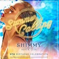 Shimmy Beach Club celebrates fifth birthday