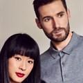 Designers, Azusa Murakami and Alexander Groves. Image credit: