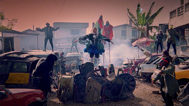 Sunu creates African superhero-themed follow-up to Absolut's Cannes Gold-winning One Source campaign