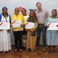 Property owners receive title deeds for Breaking New Ground housing developments