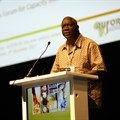 Professor Adipala Ekwamu, executive secretary of the Regional Universities Forum for Capacity Building in Agriculture ()