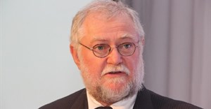 Namibian finance minister, Calle Schlettwein. Photo: The Namibian