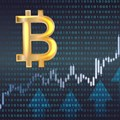 Bitcoin surges past $15,000 for first time as concerns mount
