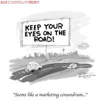 [Bizcommunitoon] Marketing conundrum