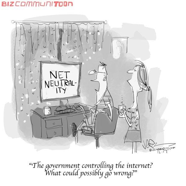 [Bizcommunitoon] Net Neutrality