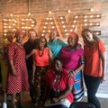 Some of the House of Brave team.