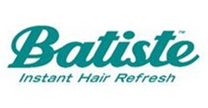 Batiste the #1 dry hair shampoo in the world
