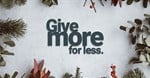 How to give more for less this festive season