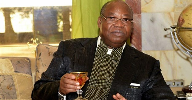 Nigerian former minister of petroleum resources, Dan Etete. Photo: Sweet Crude Report
