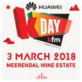 Huawei KDay: Cape Town's biggest music event returns to Meerendal Wine Estate!