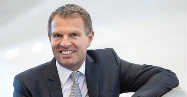 Lufthansa chief, Carsten Spohr. Photo: Aero International