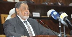 Mohammed Osman al-Rikabi, Sudanese finance minister. Photo: Sudan Vision Daily