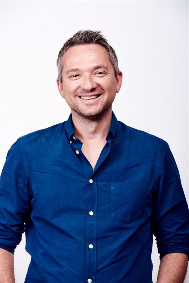 Johan Walters, head of NMPi Labs.