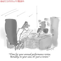 [Bizcommunitoon] Performance review