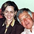 The Rightfords - Gillian with father-in-law, Bob.
