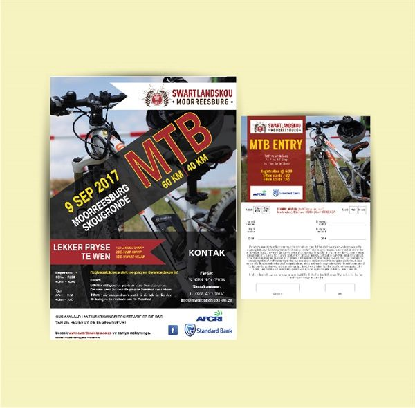 MTB Poster and Entry form