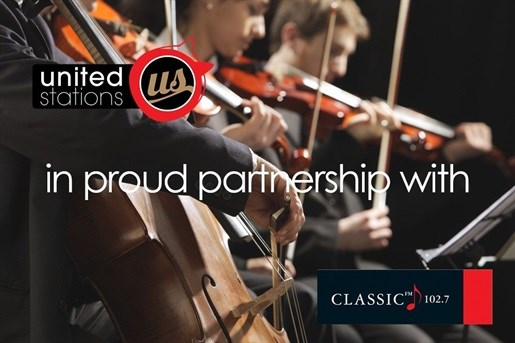 Classic FM partners with United Stations
