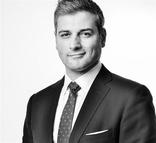 Roland Nikolaou, senior director, CNN content sales and licensing, EMEA.