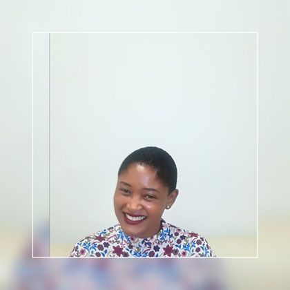 Kanyisa Diamond, Senior Project Manager of the Old Mutual Foundation