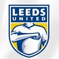 The new logo for Leeds United.