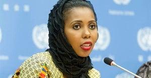 Jaha Dukureh named UN Women regional goodwill ambassador for Africa